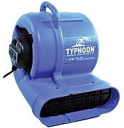 Typhoon Air mover rental
