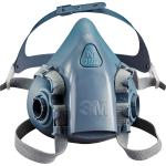 3M 7501 Series Half Facepiece Respirator small (7501)