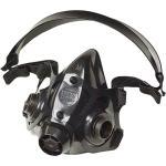 North 770030M Silicone Half Mask, medium