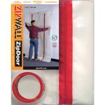 ZipWall ZDC ZipDoor Kit, Commercial