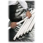 Grayling 81 inch Poles for D-Con 2, SET