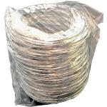Mylar Flex Duct 4 inch x 25ft