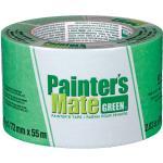 Shurtape Painters Mate Green Masking Tape 72mm