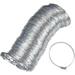 DriTec 4000i Reactivation Ducting Kit, Heat Resistant, 20ft