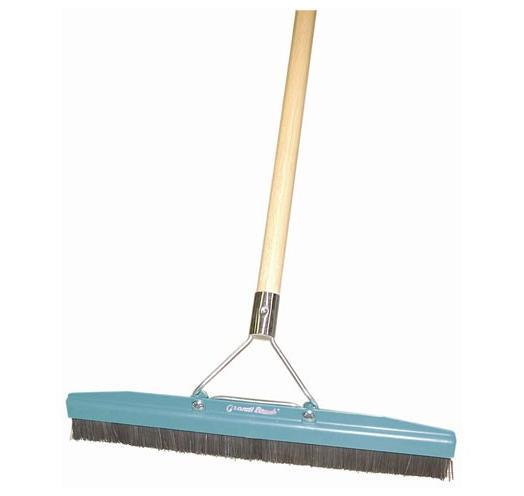 """AB28 Grandi Groomer 18"""" Brush with handle"""