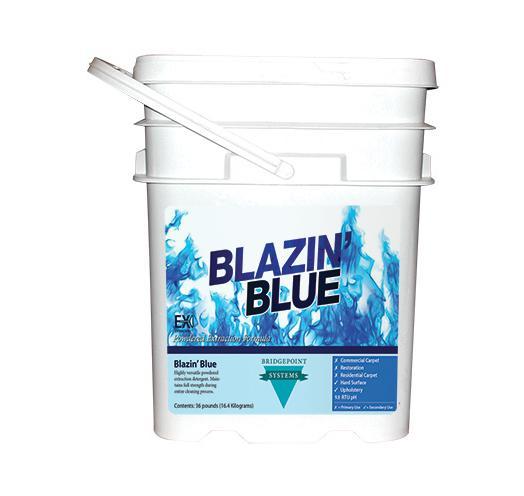 Blazin' Blue Powdered Extraction Formula, 36lbs