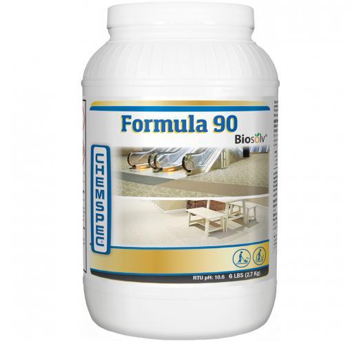 chemspec formula 90 powder with biosolv 6lb