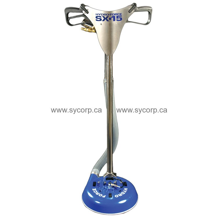Sx 12 Tile Cleaning: Hydro-Force SX-15 Hard Surface Cleaning Tool