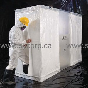 Grayling 2 Room Decon Shower