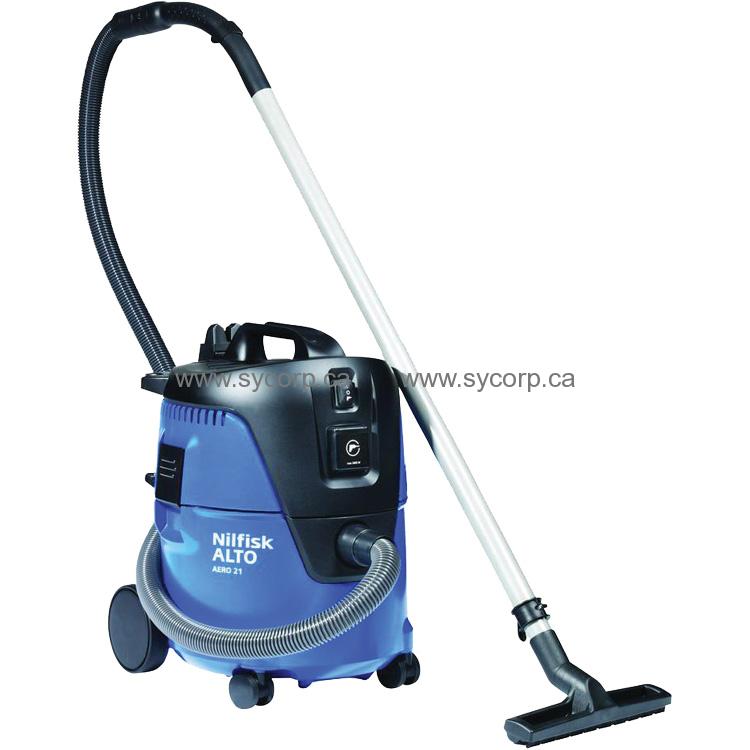 nilfisk aero 21 hepa wetdry 5 gal vacuum - Hepa Vacuum