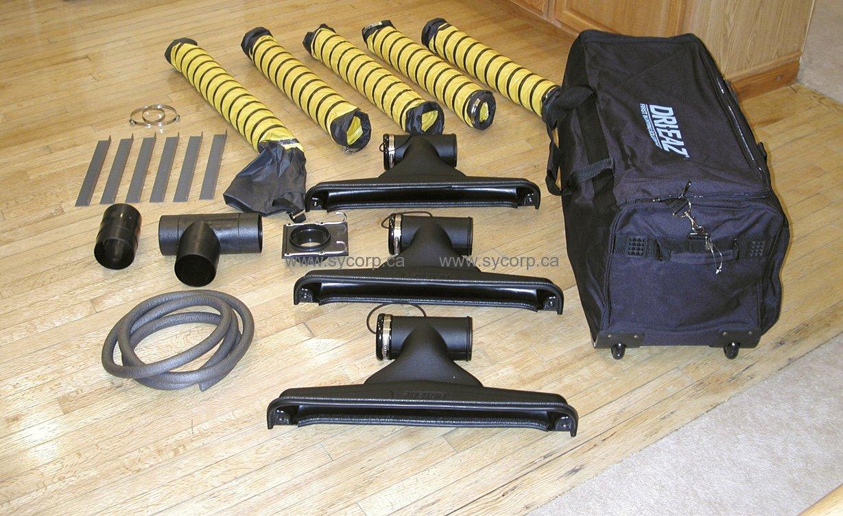 Dri Eaz F243 Wolfpack Floor Drying System