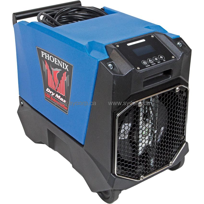 Phoenix Dry Max Lgr Dehumidifier Blue