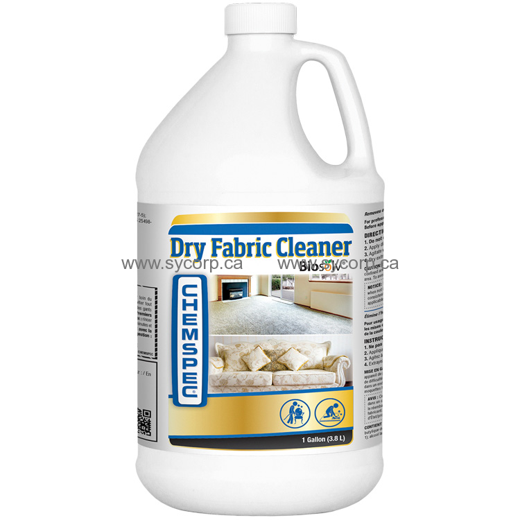 Chemspec Dry Fabric Cleaner, gal